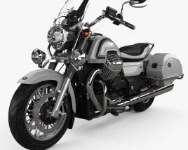 Moto Guzzi California 1400 Touring 2015 3D model