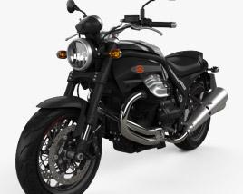Moto Guzzi Griso 8V SE 2015 3D model