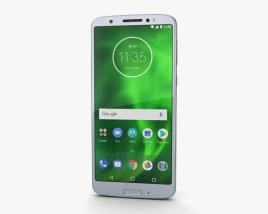 Motorola Moto G6 Silver 3D model