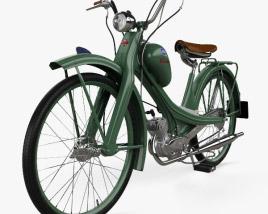 NSU Quickly N 1953 3D model