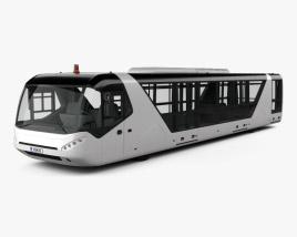 Neoplan Apron Bus 2005 3D model