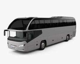 Neoplan Cityliner HD Bus 2006 3D model