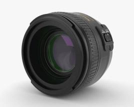 Nikon Camera Lens 3D model
