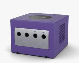 Nintendo Gamecube 3D model