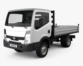 Nissan Cabstar Tipper Truck 2006 3D model