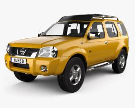 Nissan Paladin 2003 3D model