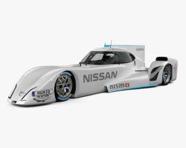 Nissan ZEOD RC 2014 3D model