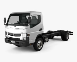 Nissan Atlas Chassis Truck 2012 3D model