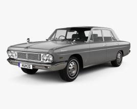 Nissan President 1965 3D model