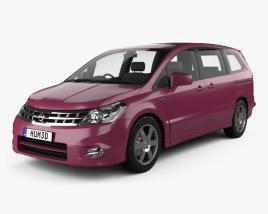 Nissan Presage 2006 3D model