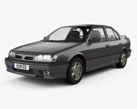 Nissan Primera 1990 3D model