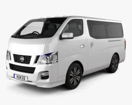 Nissan NV350 Caravan 2012 3D model