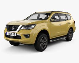 Nissan Terra 2019 3D model