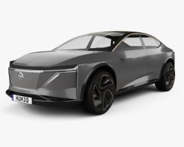 Nissan IMs 2019 3D model