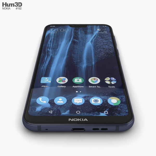 bol.com | Nokia X6 Tempered Glass Screen Protector | 600x600