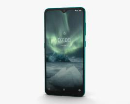 Nokia 7.2 Cyan Green 3D model
