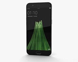 Oppo R11 Black 3D model