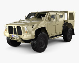 Oshkosh L-ATV 2011 3D model