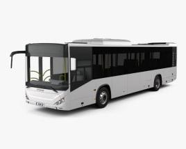 Otokar Kent 290LF Bus 2010 3D model
