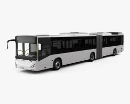 Otokar Kent C Articulated Bus 2015 3D model