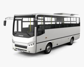 Otokar Navigo C Bus 2017 3D model