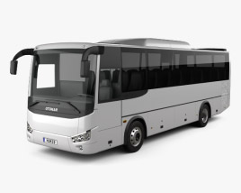 Otokar Vectio U Bus 2017 3D model