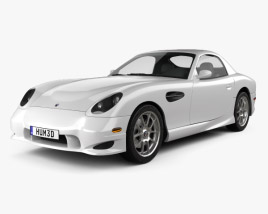 Panoz Esperante GT 2012 3D model
