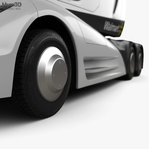 Peterbilt Advanced Vehicle Experience Truck 2017 Model