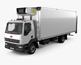 Peterbilt 220 Refrigerator Truck 2010 3D model