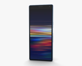 Sony Xperia 10 Navy 3D model