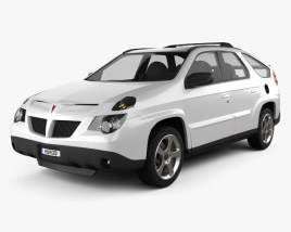 Pontiac Aztek 2005 3D model