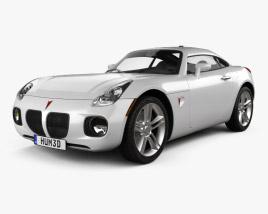 Pontiac Solstice Coupe 2009 3D model
