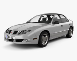 Pontiac Sunfire 2003 3D model