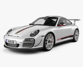 Porsche 911 GT3RS 2011 3D model