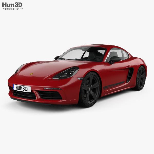 2018 Porsche 718 Cayman Camshaft