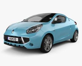 Renault Wind 2010 3D model