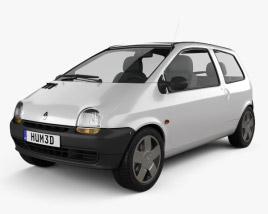Renault Twingo 1992 3D model