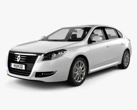 Renault Talisman 2013 3D model