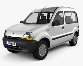 Renault Kangoo 1997 3D model