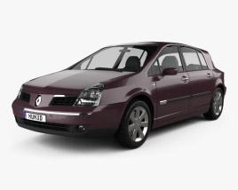Renault Vel Satis 2005 3D model