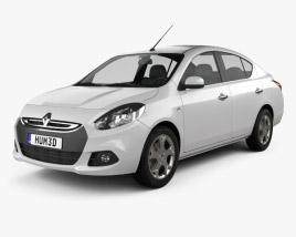Renault Scala 2012 3D model