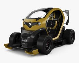 Renault Twizy Z.E. R.S. F1 2013 3D model