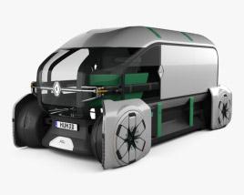 Renault EZ-PRO 2018 3D model