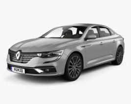 Renault Talisman sedan 2020 3D model