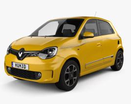 Renault Twingo 2021 3D model