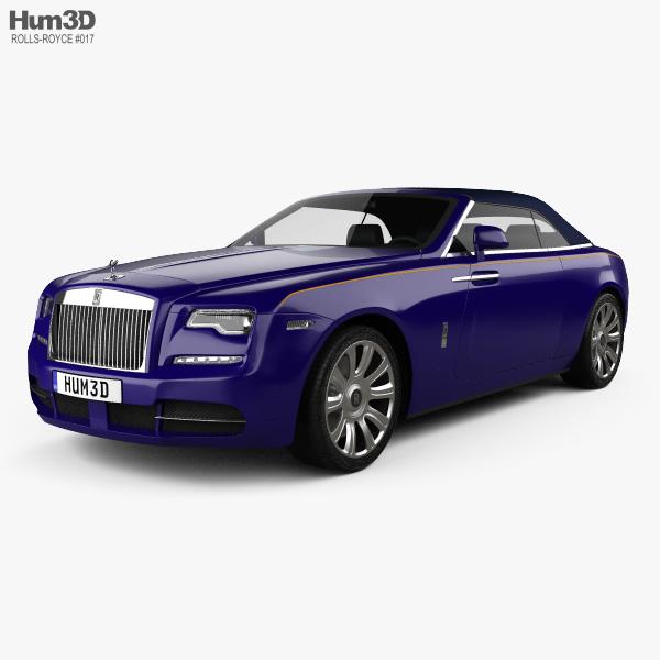 2017 Rolls Royce Dawn Transmission