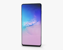 Samsung Galaxy S10 Prism Blue 3D model