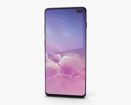 Samsung Galaxy S10 Plus Prism Black 3D model