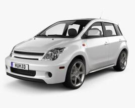 Scion xA 2006 3D model