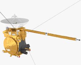 Cassini-Huygens 3D model